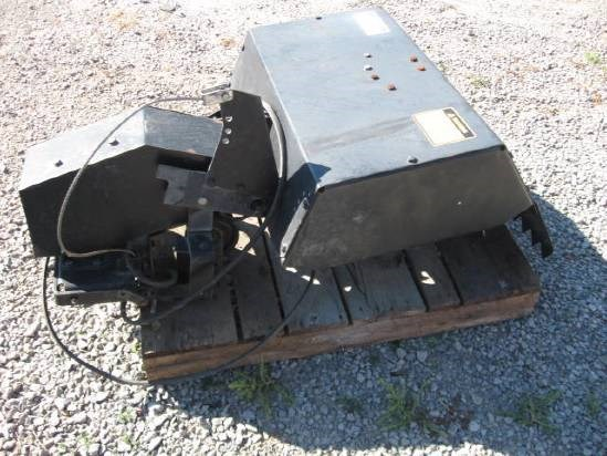 1988 Ford 9607447 Rotary Tiller For Sale » Flint New Holland