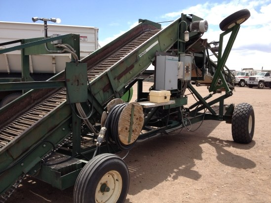 Lockwood 901 Bin Piler For Sale