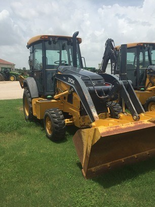 2013 John Deere 310K Loader Backhoe For Sale