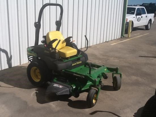 2007 John Deere 737 Riding Mower For Sale