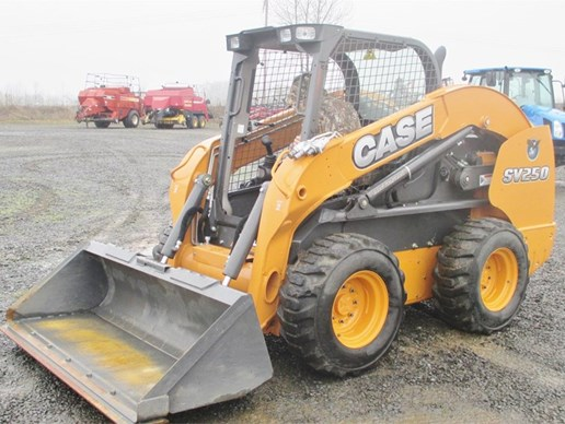 Skid Steer For Sale: 2015 Case[...]