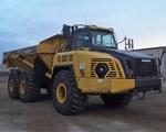 End Dump Truck For Sale: 2013 Komatsu HM400-3