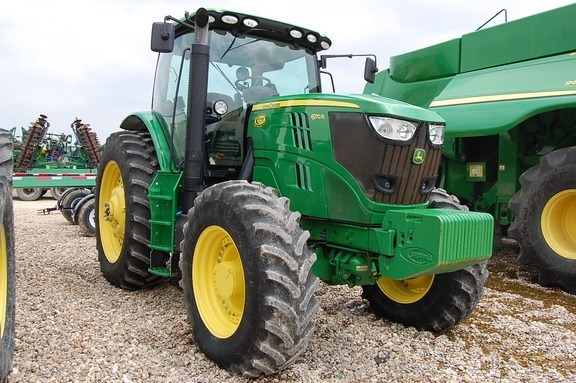 2013 John Deere 6170R Tractor For Sale