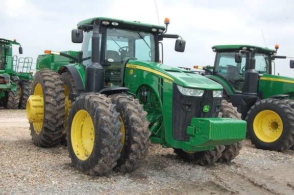 2013 John Deere 8360R Tractor For Sale