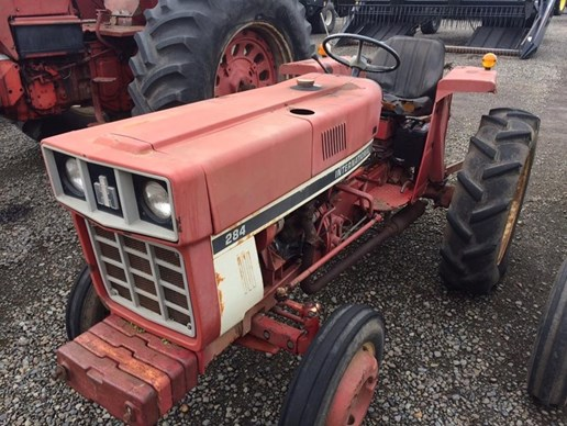 Tractor For Sale: 1980 Interna[...]
