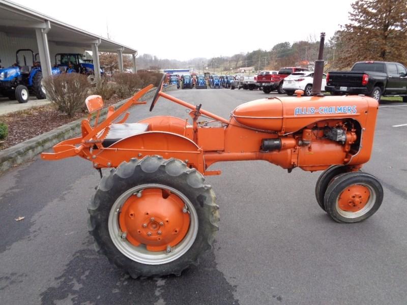 1948 Allis Chalmers C Tractor For Sale 187 Jonesborough Tn