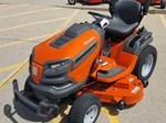Riding Mower For Sale: 2017 Husqvarna GT52XLSI, 24 HP