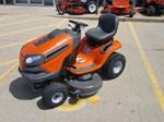 Riding Mower For Sale: 2017 Husqvarna YTA22V46, 22 HP