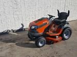 Riding Mower For Sale: 2017 Husqvarna GT48XLS, 24 HP