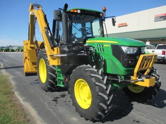 2016 John Deere 6130M Tractor For Sale
