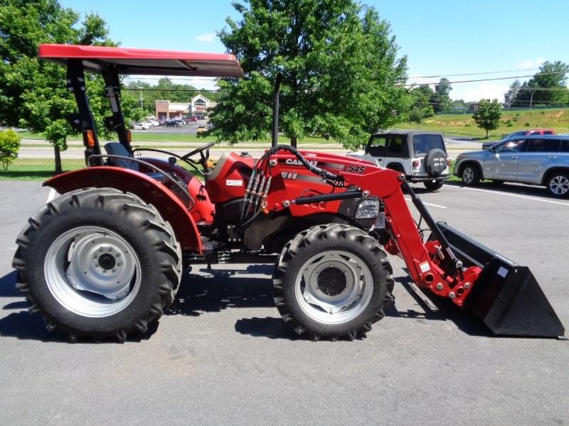 2015 Case Ih Farmall 70a Tractor For Sale 187 Jonesborough Tn