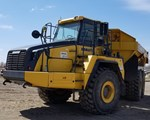 End Dump Truck For Sale: 2012 Komatsu HM400-3
