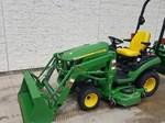 Tractor For Sale: 2012 John Deere 1026R, 26 HP