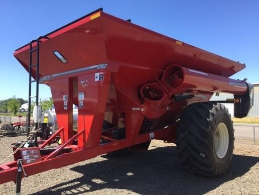 Grain Cart For Sale: 2016 Bren[...]