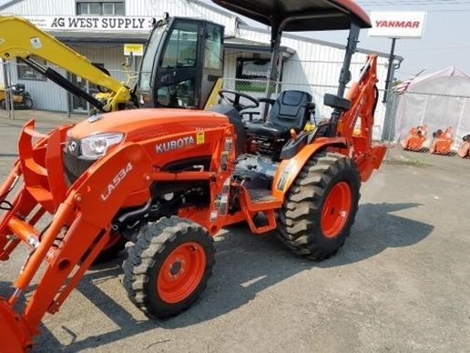 Tractor For Sale: 2016 Kubota [...]