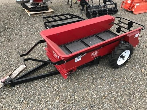 Manure Spreader-Dry For Sale: [...]