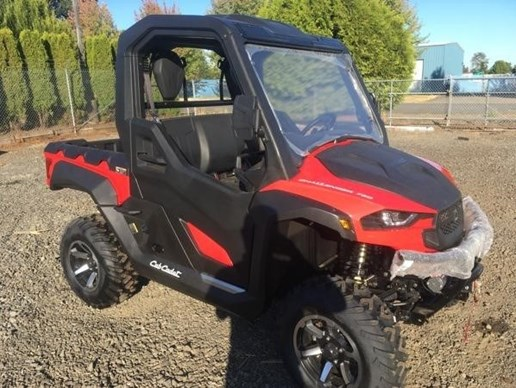 Utility Vehicle For Sale: 2017[...]