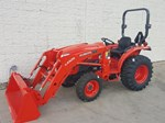 Tractor For Sale: 2017 Kubota L3301HST, 33 HP