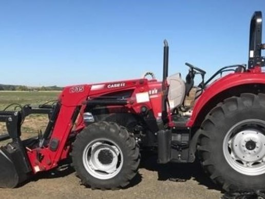 Tractor For Sale: 2014 Case IH[...]
