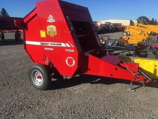 Baler-Round For Sale: 2017 Mas[...]