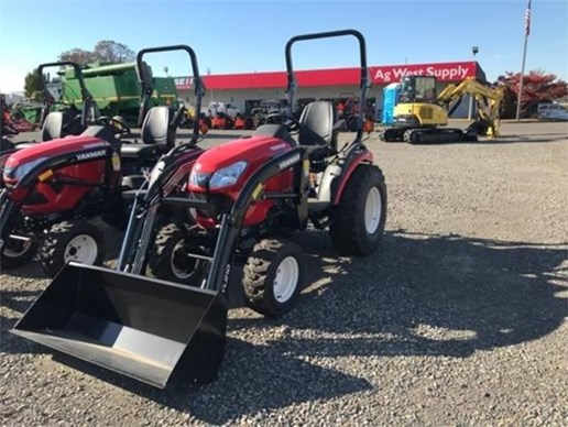 Tractor For Sale: 2017 Yanmar [...]