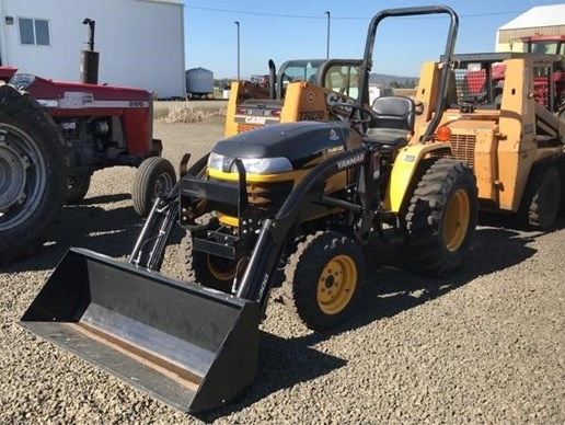 Tractor For Sale:  Yanmar EX32[...]