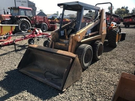 Skid Steer For Sale:  Case 183[...]