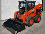 Skid Steer For Sale: 2017 Kubota SSV75, 75 HP