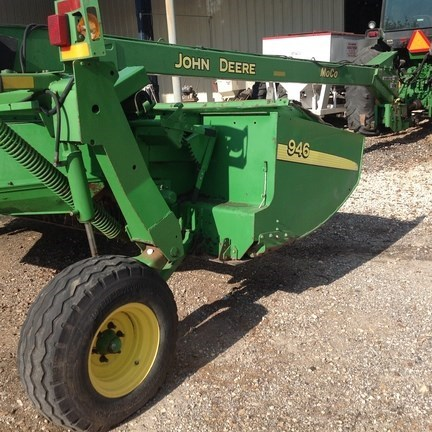 2013 John Deere 946 Mower Conditioner For Sale
