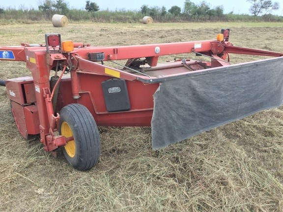 2011 New Holland H7330 Mower Conditioner For Sale