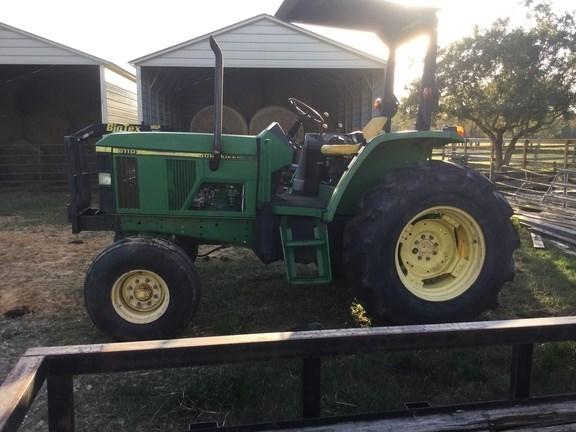 2001 John Deere 6110 Tractor For Sale