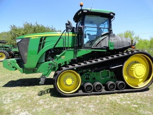 2012 John Deere 9510RT Tractor For Sale