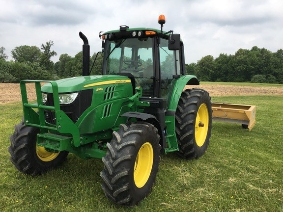 2017 John Deere 6110M Tractor For Sale