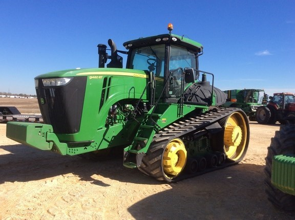 2014 John Deere 9460RT Tractor For Sale