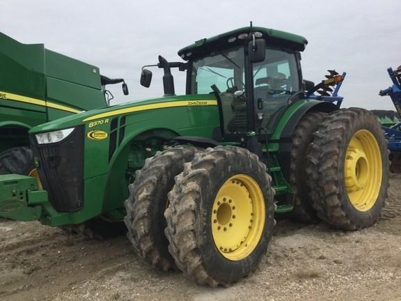 2014 John Deere 8370R Tractor For Sale