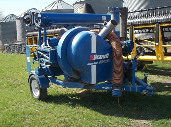2005 Brandt 5000EX Grain Vac For Sale