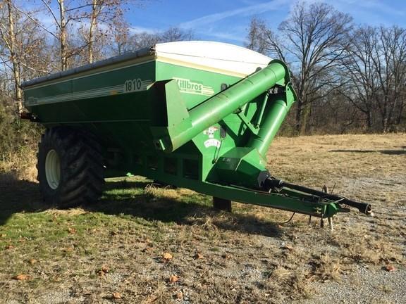 2005 Killbros 1810 Grain Cart For Sale