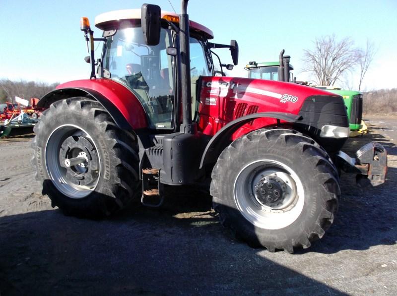 Case Ih Puma 230 Cvt Tractor For Sale  U00bb Salem Farm Supply  New York