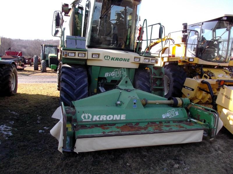2006 krone b 6 m ii mower conditioner for sale salem and - Craigslist danville farm and garden ...