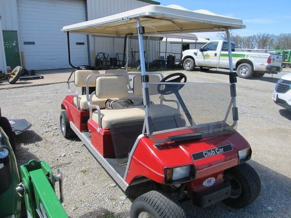 2007 Club Car 4 Seater Golf Cart For Sale