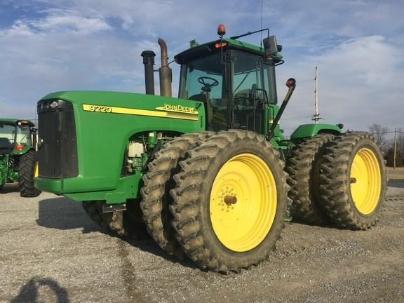 2006 John Deere 9220 Tractor For Sale