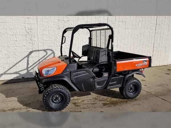 2019 Kubota Rtv X1120g H Utility Vehicle For Sale 187 Quad