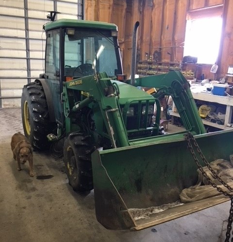 2003 John Deere 5320N Tractor For Sale