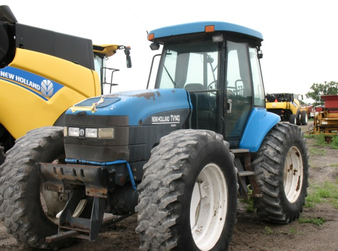 New Holland TV140 Tractor For Sale