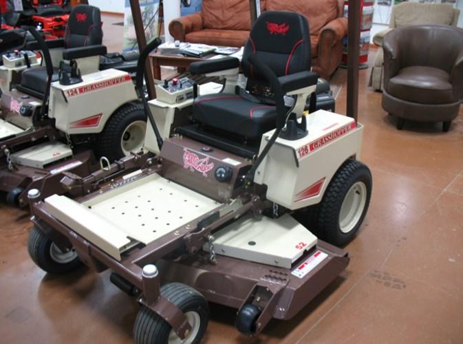 2018 Grasshopper 126V Zero Turn Mower For Sale