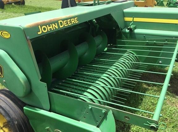 2014 John Deere 328 Baler-Square For Sale