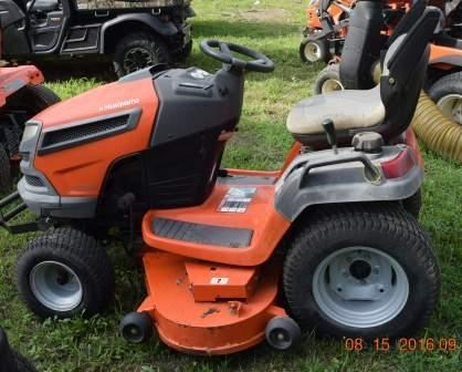 2011 Husqvarna GTH26V52L Misc. Grounds Care For Sale