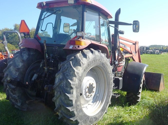 2005 Case IH MXM 155 Tractor For Sale