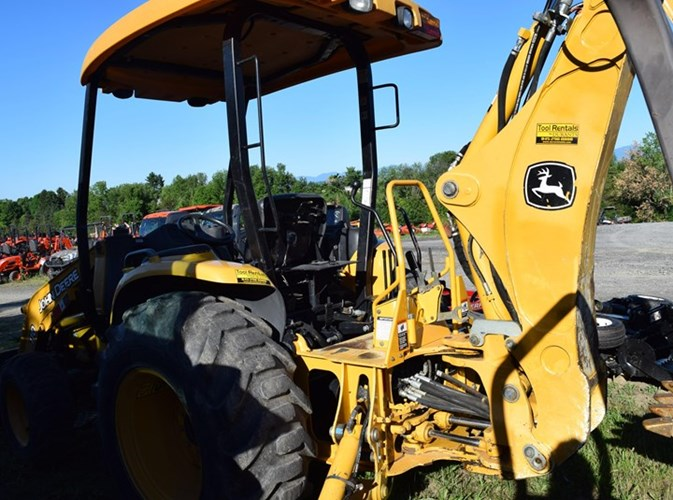 2011 John Deere 110 Tractor For Sale