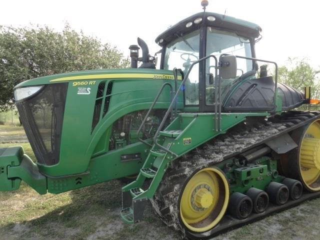2012 John Deere 9560RT Tractor For Sale